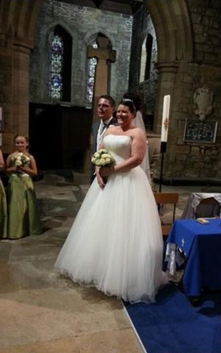 Spence Wedding